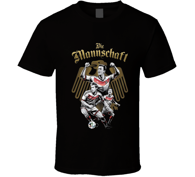 World Cup Germany t-shirt nick name Die Mannschaft World Cup 2014 Final teams shirts
