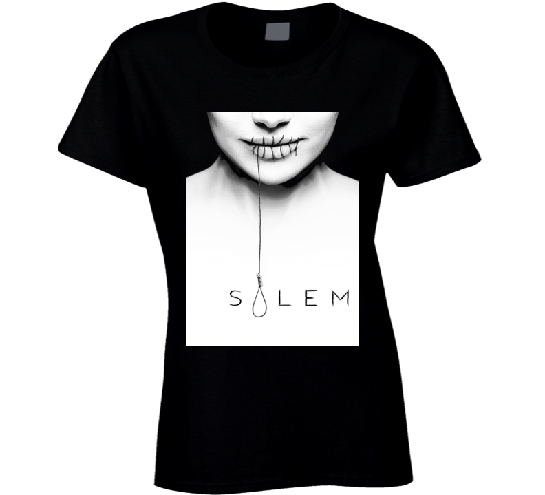 Salem TV series Witches 17th Century Lucy Lawless t-shirt