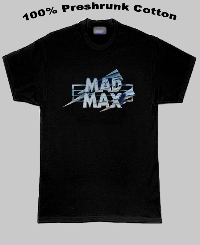 Mad Max 2 Logo T Shirt