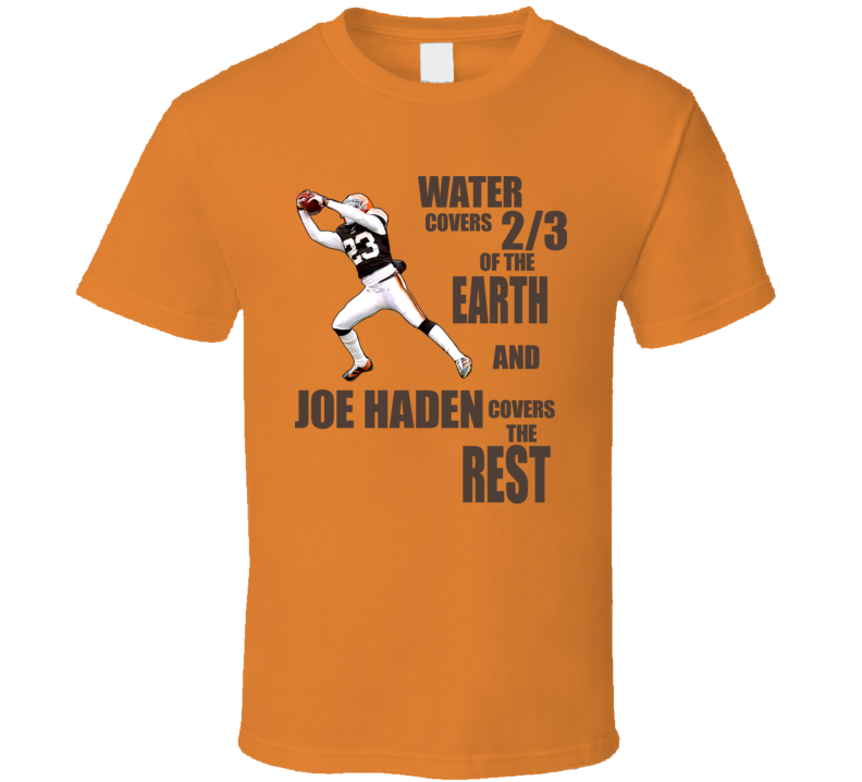 Joe Haden Cleveland Browns Cb Florida T Shirt