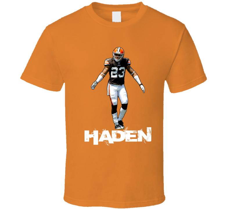 Joe Haden Cleveland Football T Shirt