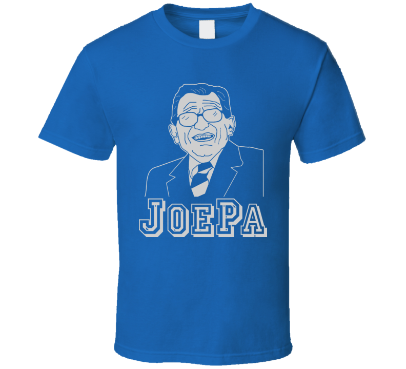 Joepa Joe Paterno Football Coach Legend T Shirt