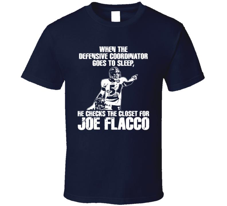 Joe Flacco Baltimore Football T Shirt