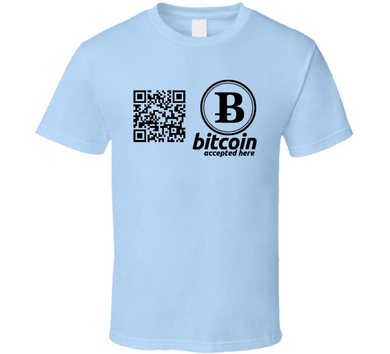 Bitcoin  Wallet T Shirt