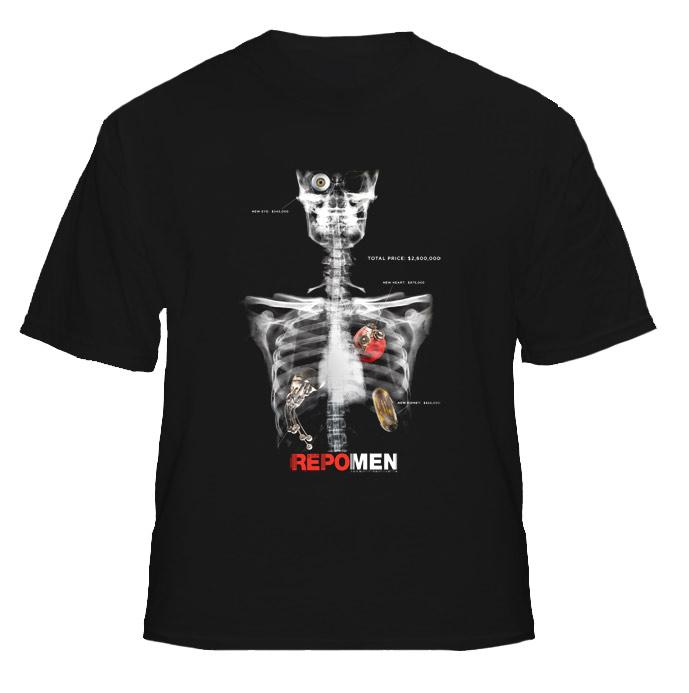 Repo Men T Shirt