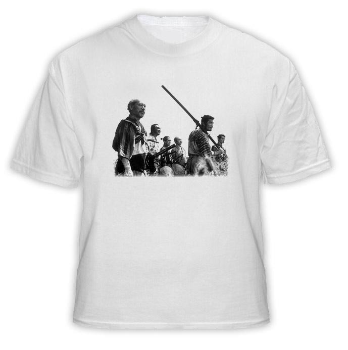 Seven Samurai T Shirt