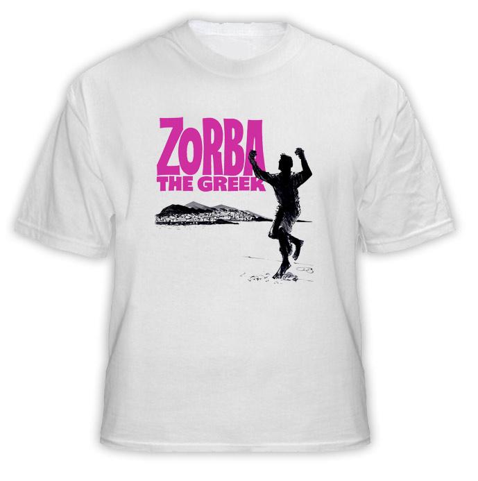 Zorba LP Cover T Shirt