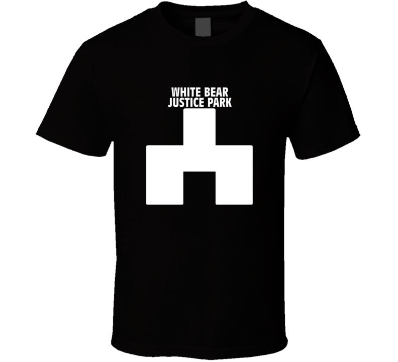 Black Mirror White Bear Justice Park tv series mens ladies graphic trending t-shirt