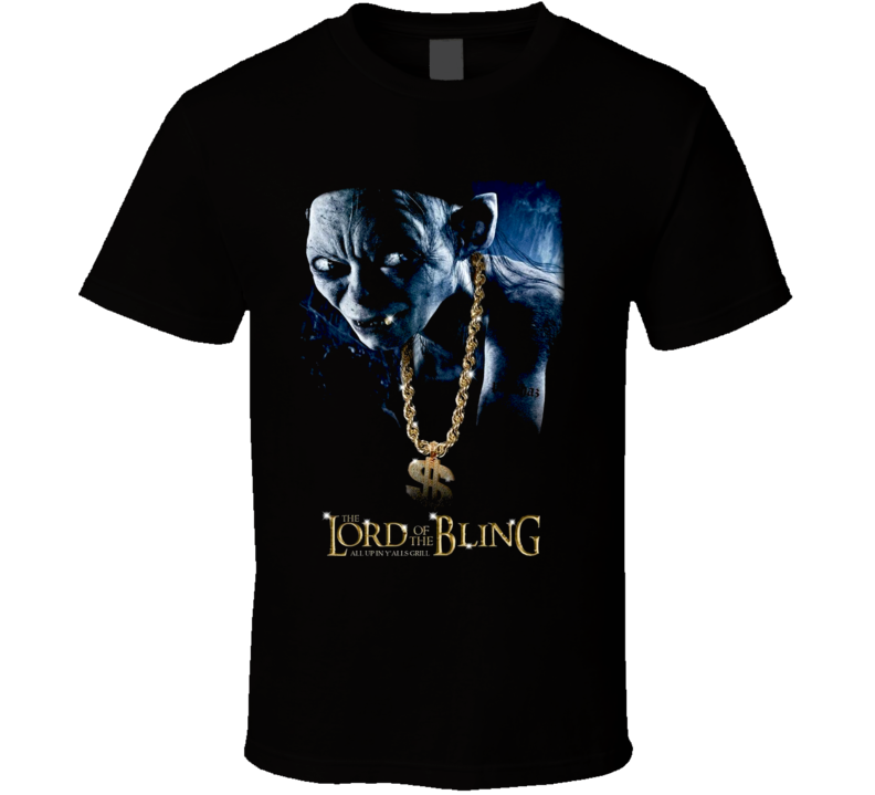 Lord Of The Bling T Shirt