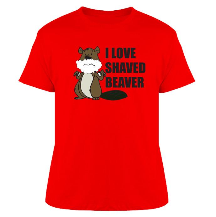 Shaved Beaver T Shirt