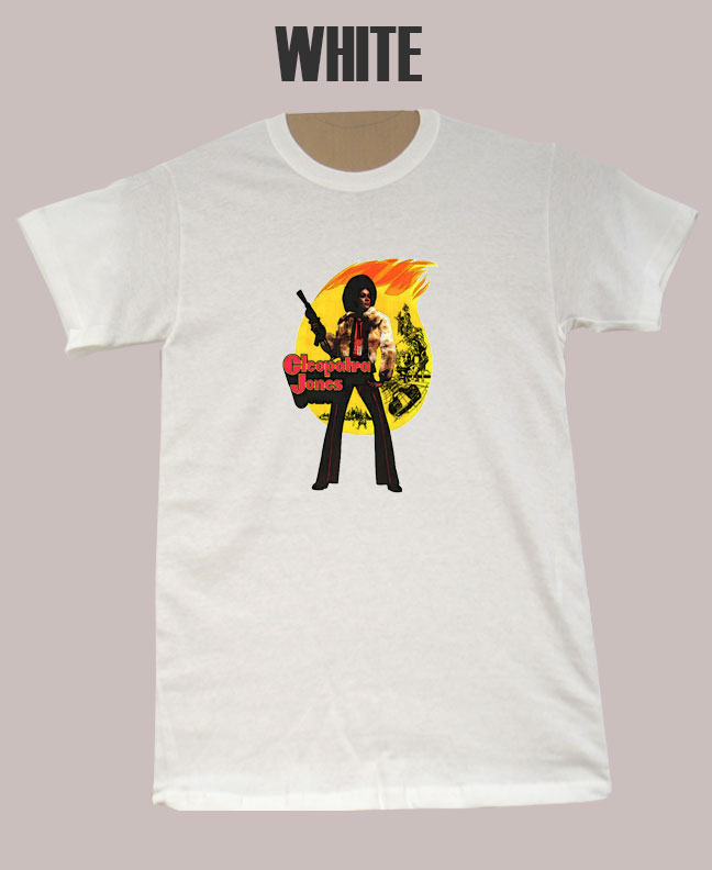 Cleopatra Jones Action Movie T Shirt