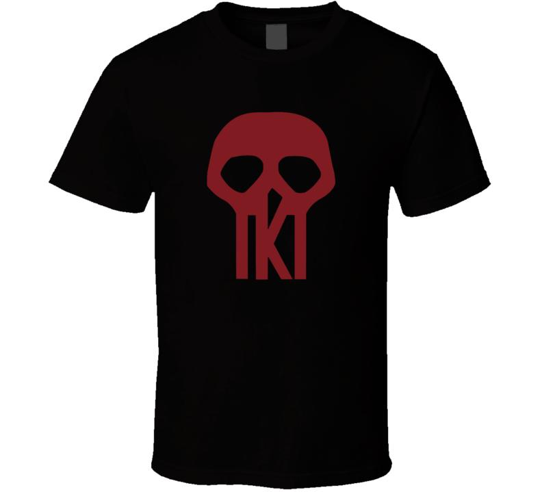 The Venture Bros Dr. Henry Killinger logo cartoon Adult Swim cartoon series t-shirt