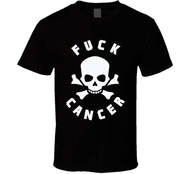 Fuck Cancer t-shirt All Ribbons - all cancers survivor support family t-shirt