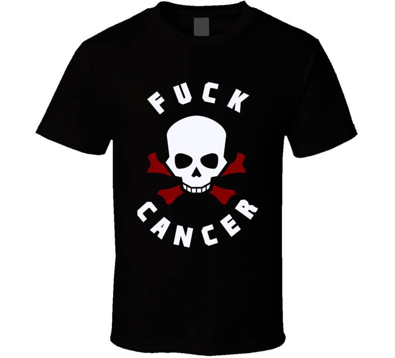 Fuck Cancer t-shirt burgundy Ribbons - all cancers survivor support family t-shirt