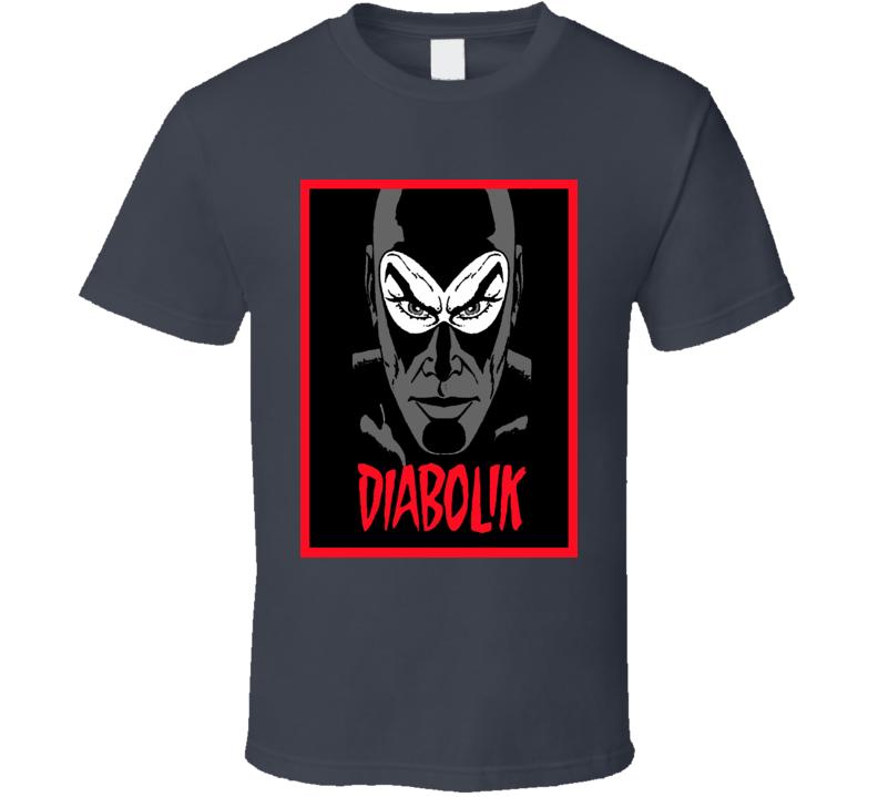 Diabolik Fumetti Italian Comic books cartoon trending now t-shirt
