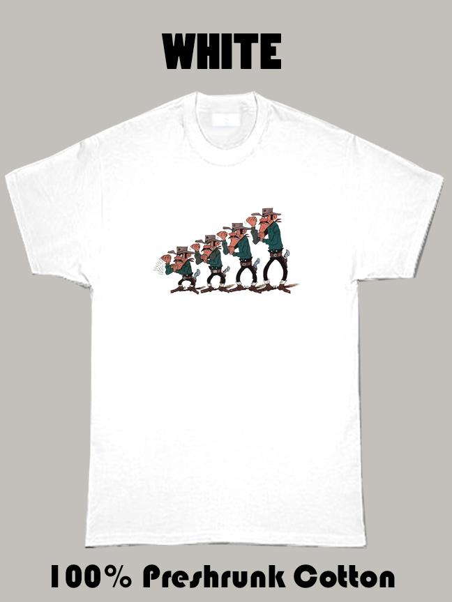 Lucky Luke/Daltons T Shirt