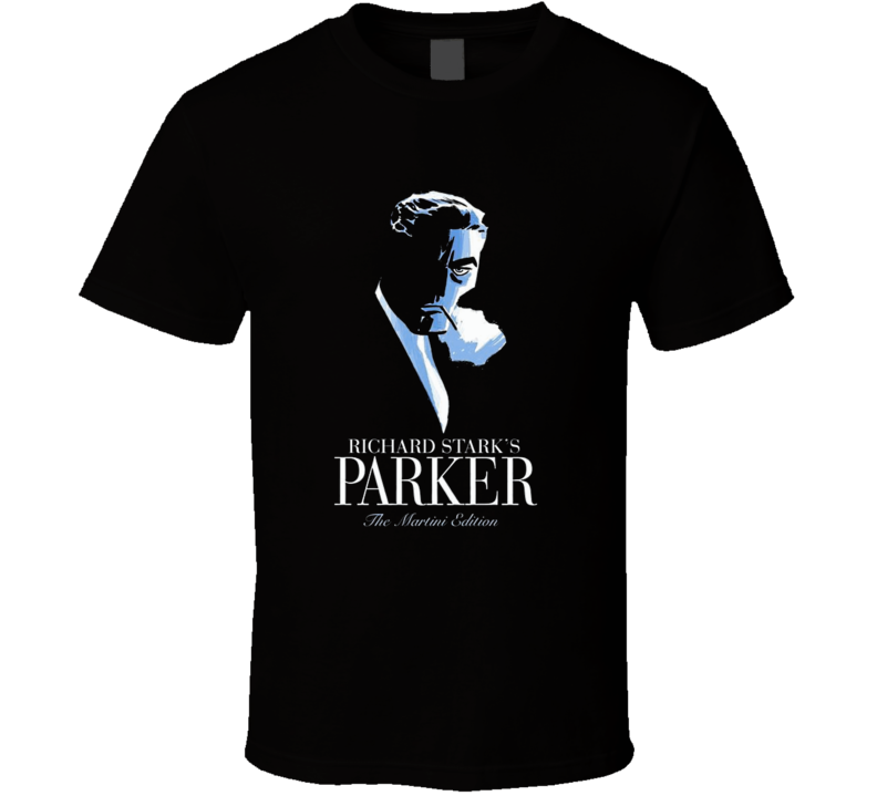 Richard Stark's Parker The Martini Edition cover t-shirt