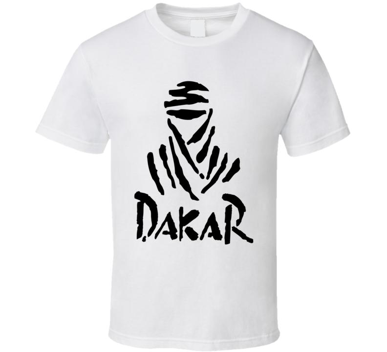 Dakar racing logo retro desert race dune buggy, off road racing classic fan t-shirt