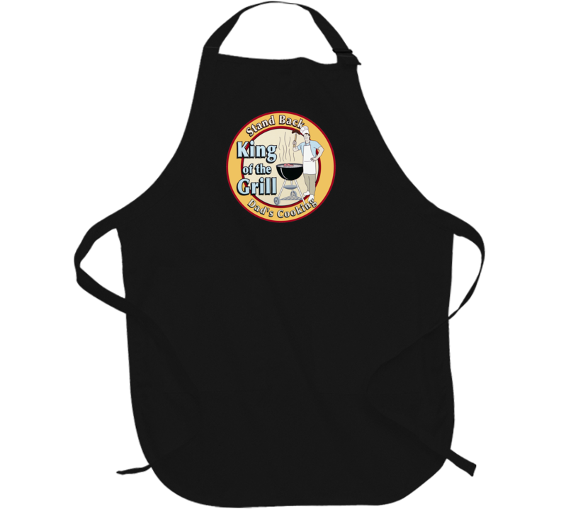 BBQ Apron for dad father father's day gift Dad's cooking stand back Apron