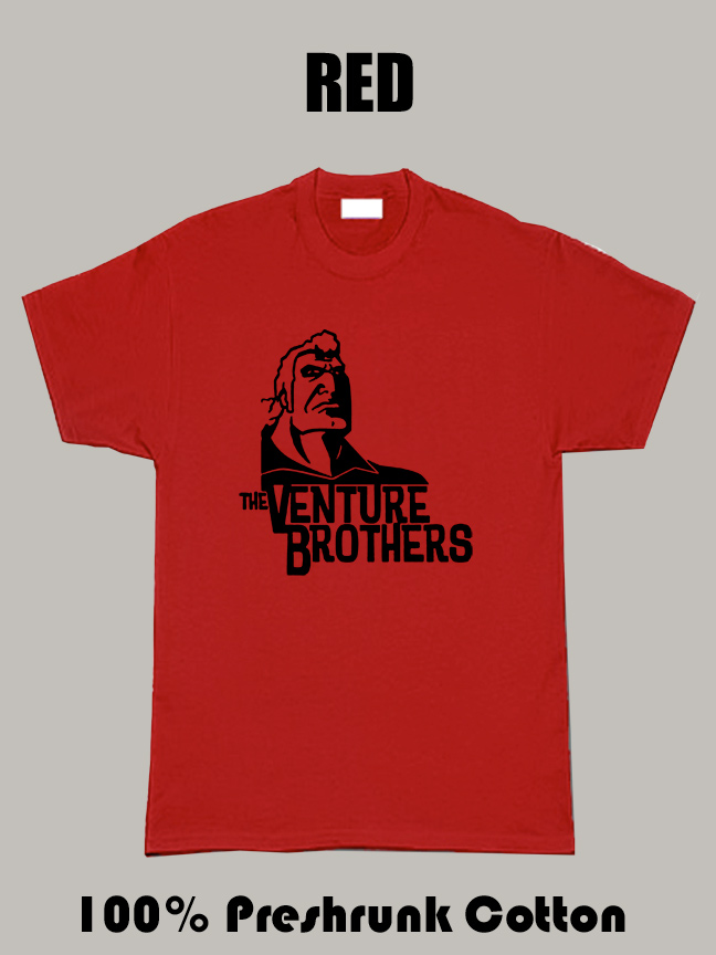 Venture Bros Cartoon Cool T Shirt