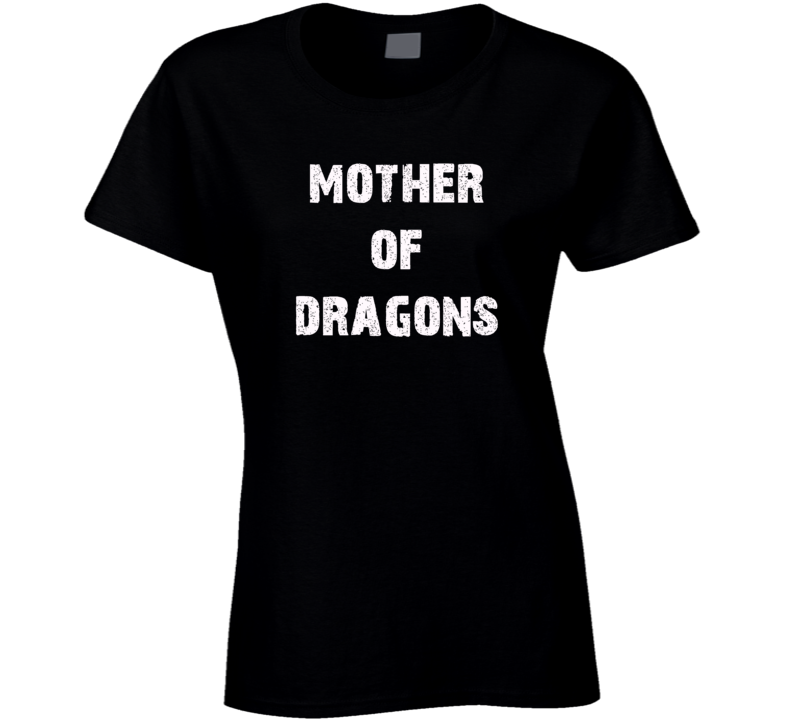 Game of Thrones Mother of Dragons Khaleesi work out t-shirt