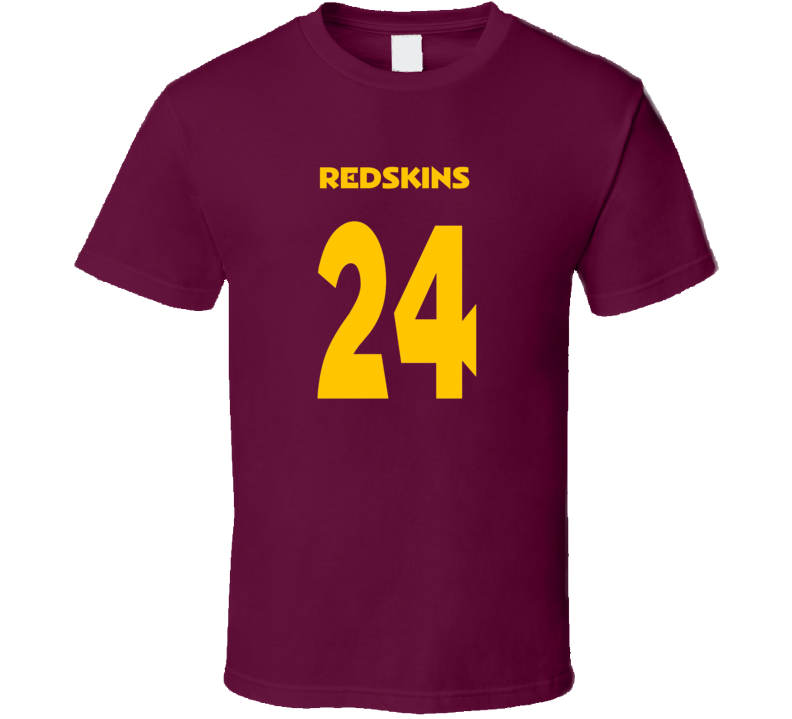Alstyle Josh Norman Washington Redskins 24 HTTR Football Trending T-Shirt Unisex Tshirt