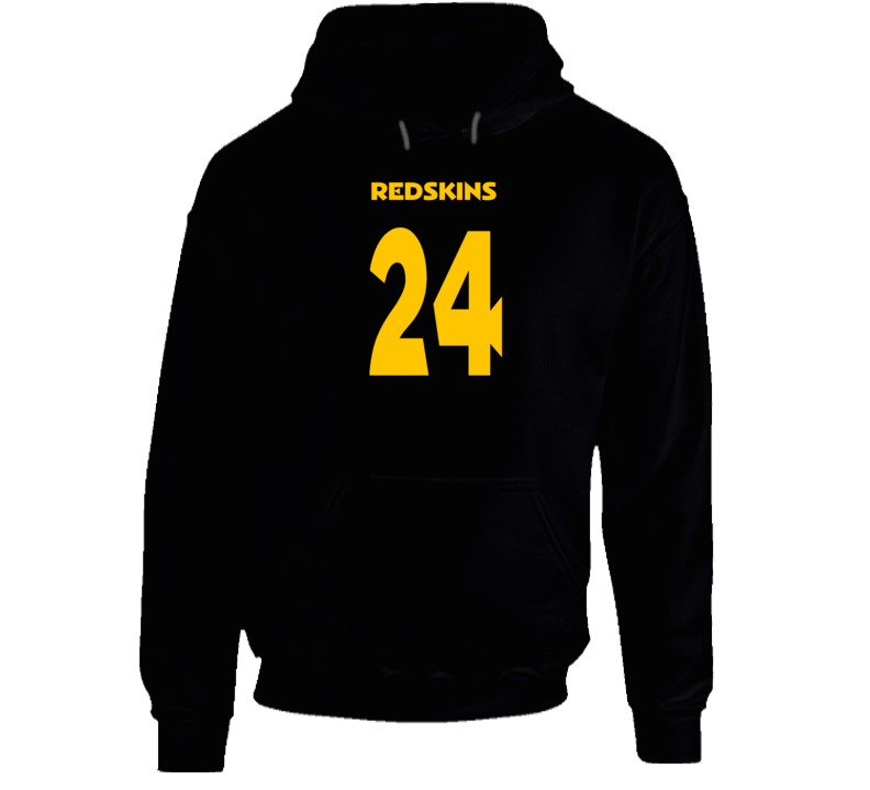 Josh Norman Washington Redskins 24 HTTR football trending hoodie