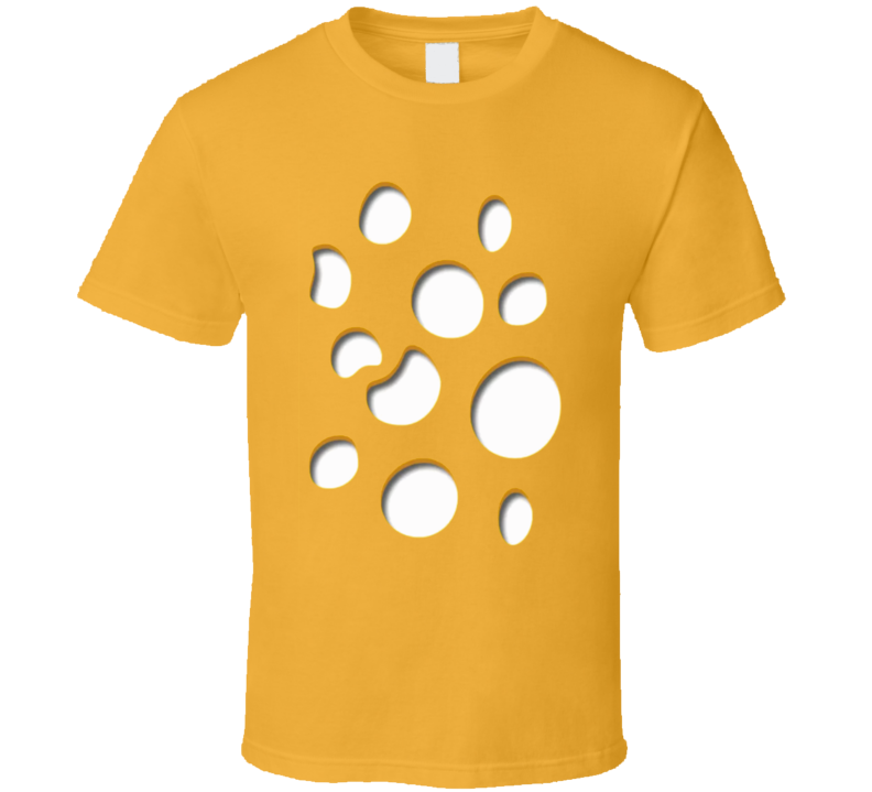 Swiss Cheese funny food foodie hipster t-shirt