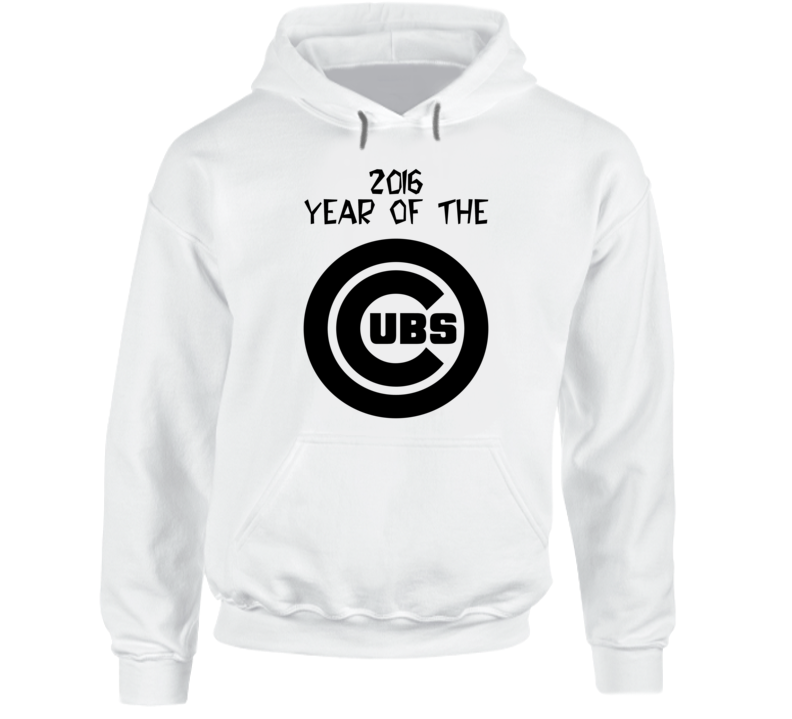 Year of the Cubs 2016 World Series Chicago baseball t-shirt