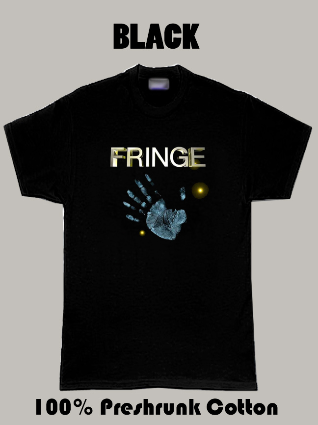 Fringe Tv Show T Shirt