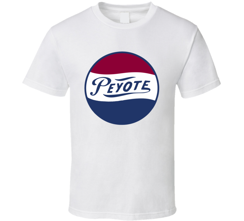 Retro Cola logo spoof Pepsi funny stoner t-shirt.png