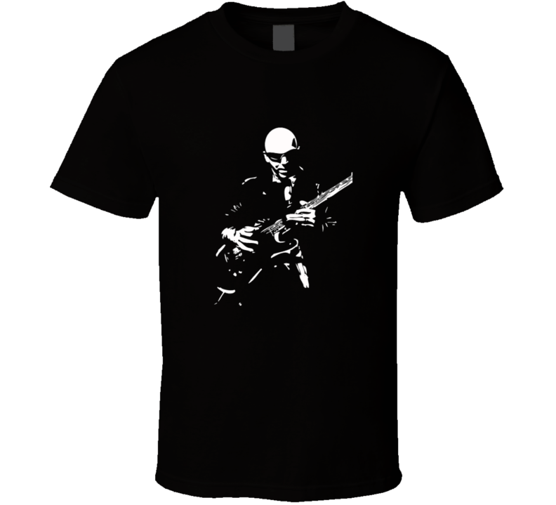 Joe Satriani guitar legend rock and roll music guitar hero t-shirt