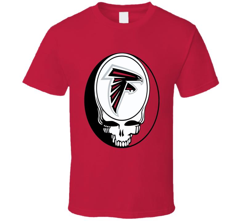 Atlanta Falcons Steel Your Face football rock and roll fan Super Bowl fan t-shirt