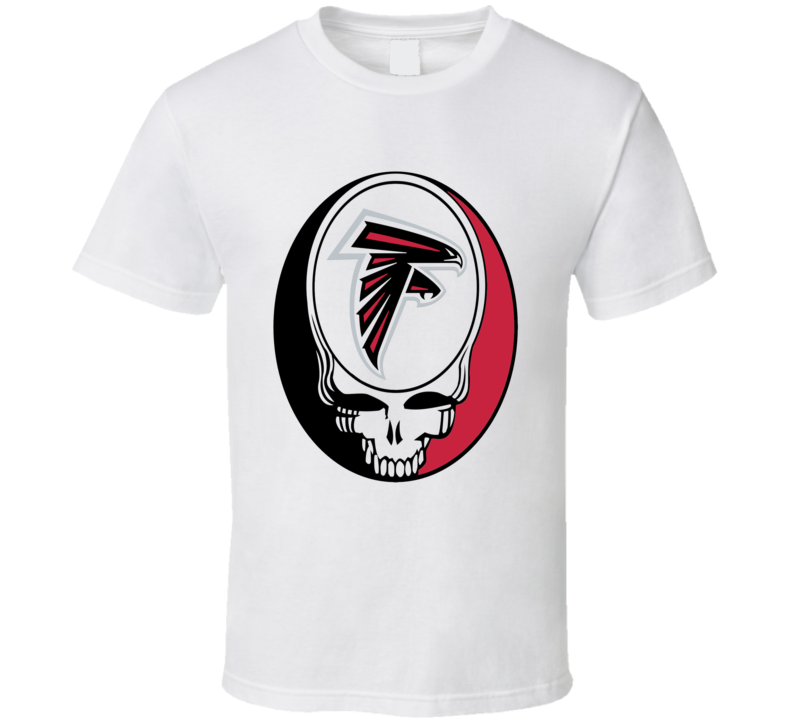 Atlanta Falcons Steel Your Face football rock and roll fan Super Bowl fan t-shirt 2