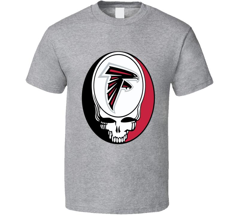 Atlanta Falcons Steel Your Face football rock and roll fan Super Bowl fan t-shirt 3
