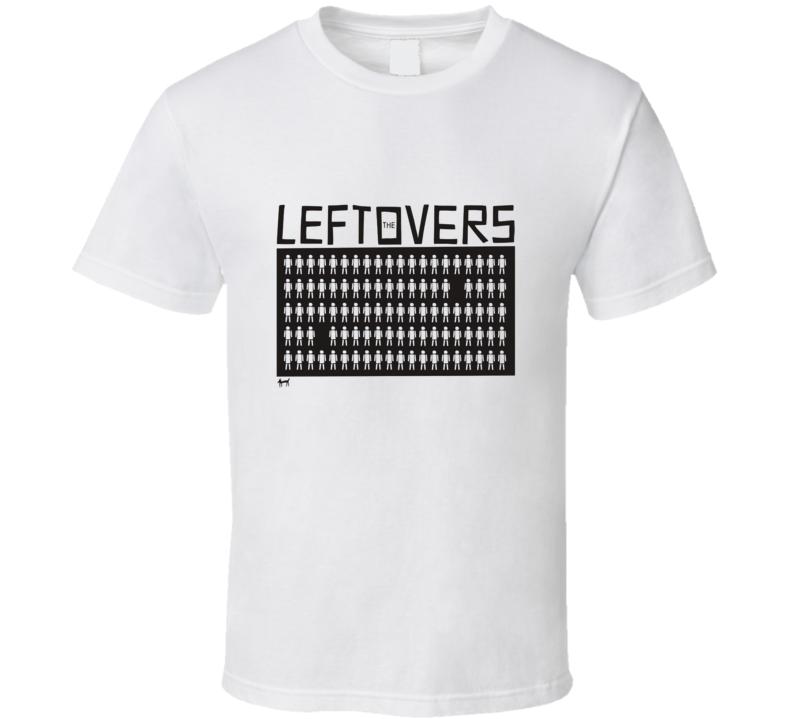 The Leftovers t-shirt TV sci-fi drama Rapture