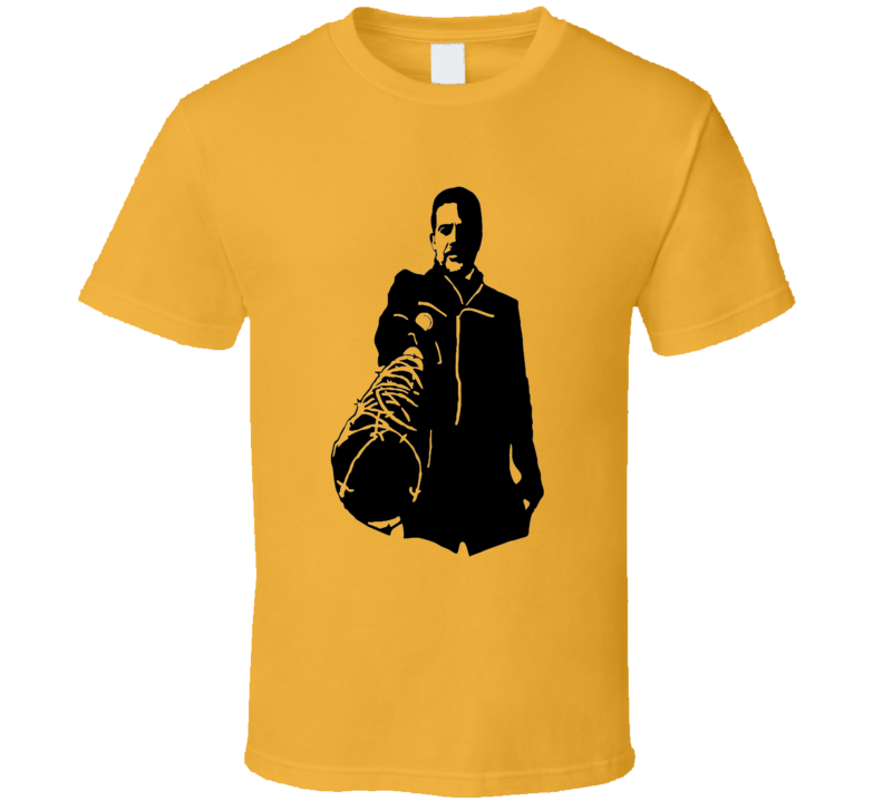 Negan and Lucille Th Walking Dead bad guy Saviors leader t-shirt