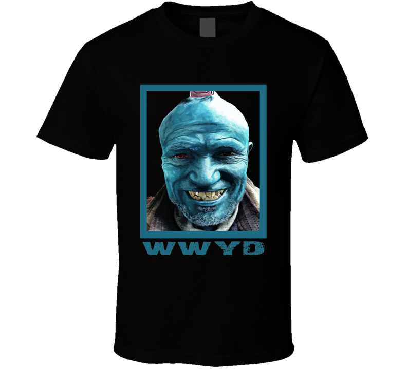 Guardians of the Galaxy Vol 2 Yondu WWYD SciFi trending movie t-shirt