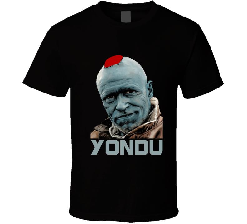 Yondu Guardians of the Galaxy Marvel movie comic character t-shirt