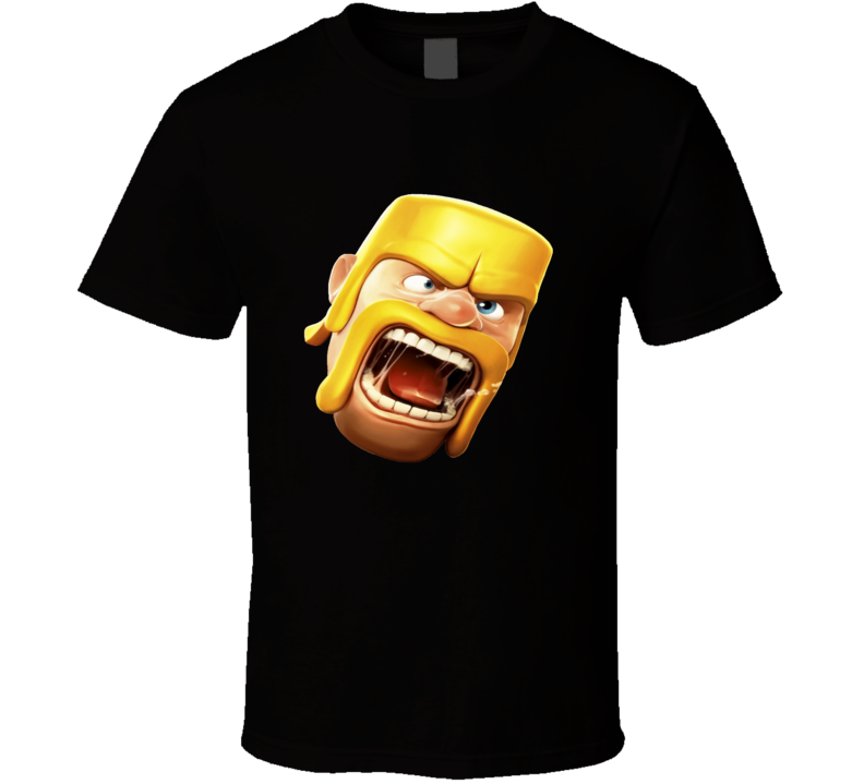 Clash of Clans gogo dada app video game fan t-shirt