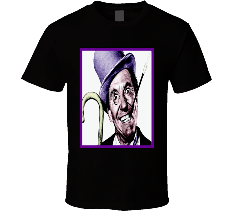 The Penguin Original Batman TV Series Burgess Meredith t-shirt
