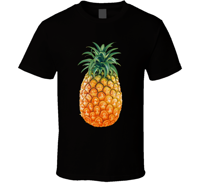 Pineapple trending fruit design social media #pineapple t-shirt