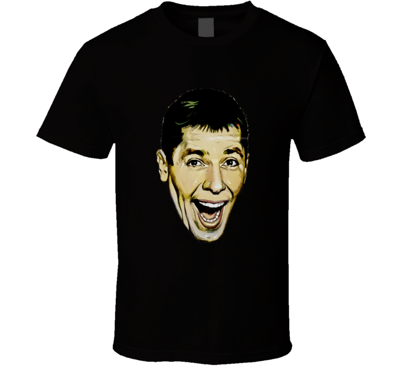Jerry Lewis comedy legend Martin and Lewis tribute t-shirt