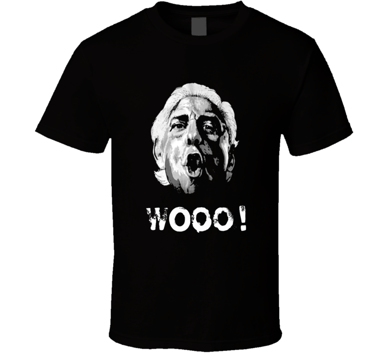 Ric Flair Woo Wrestling Star Nature Boy T-Shirt