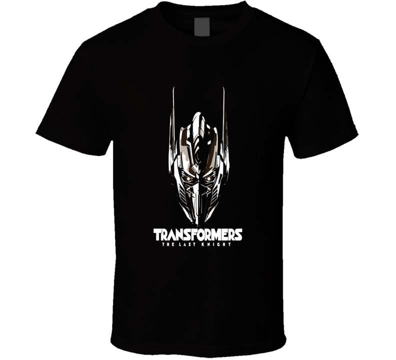 Transformers Optimus Prime Last Knight Film Limited T-Shirt