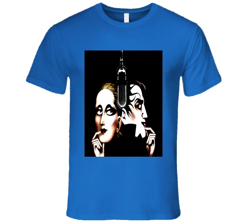Mina Adriano Celentano Italian Music T-Shirt 2