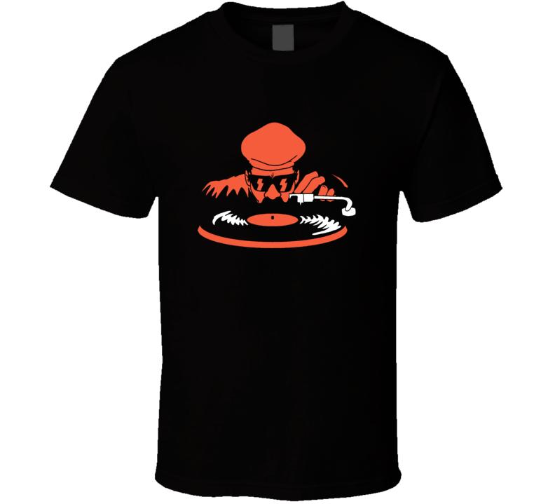 Major Lazer Hip Hop EDM Music DJ Club Rave T-Shirt