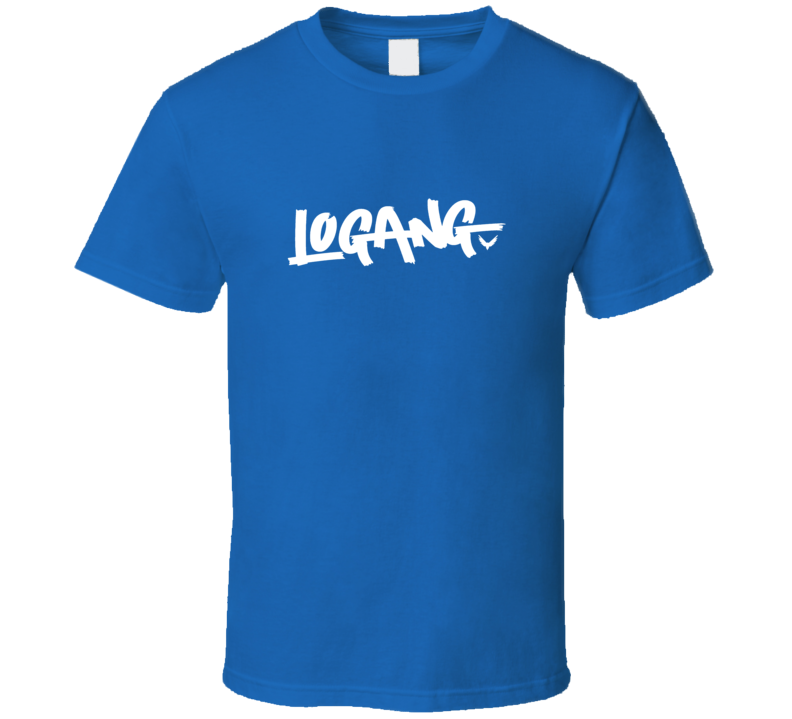 Logan Paul Savage Logan Logo T- Shirt