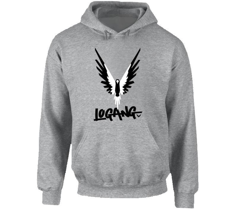 Logan Paul Maverick Savage Logo Hoodie