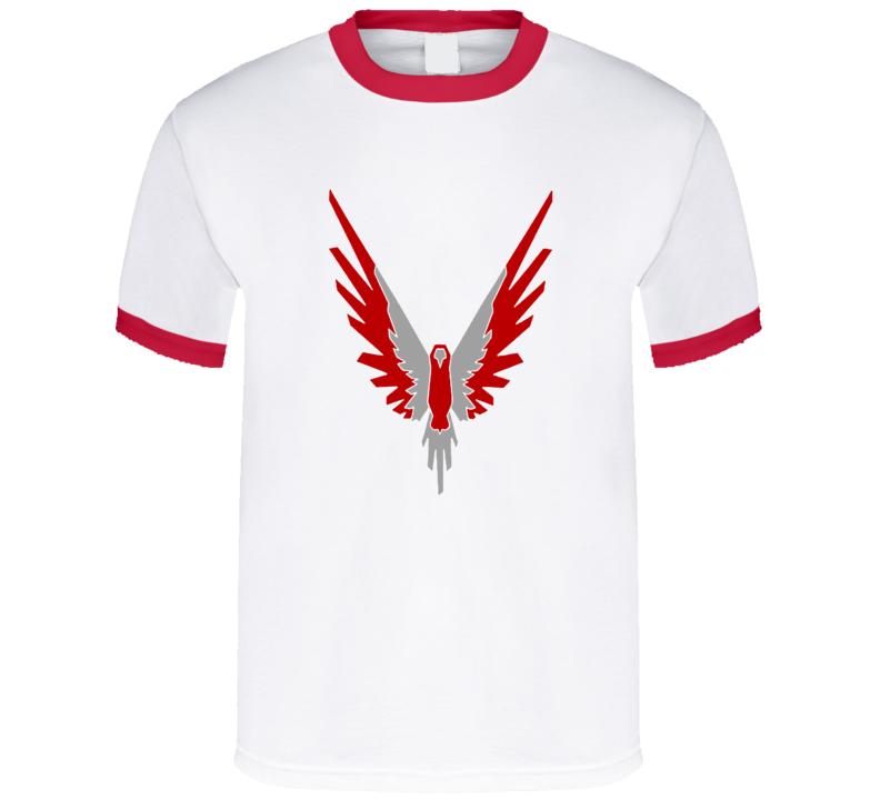Logan Paul Maveick Savage Logo T-Shirt Red